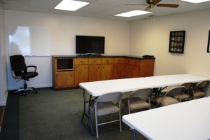 dog trainer school classroom