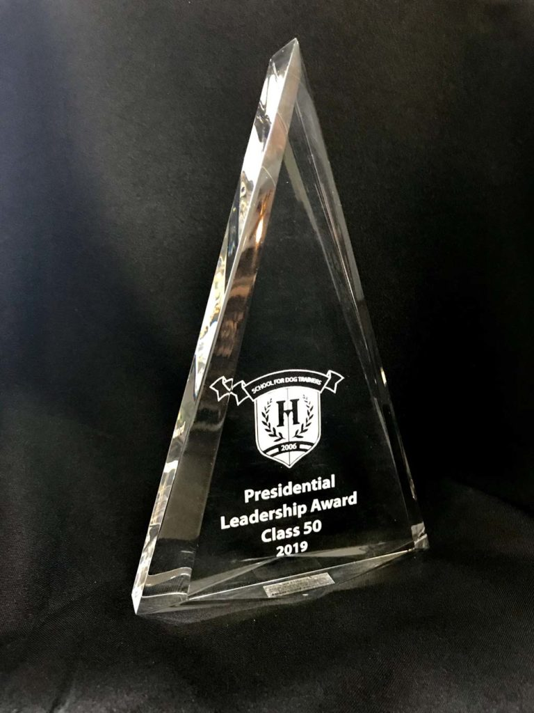Presidential Leadership Award