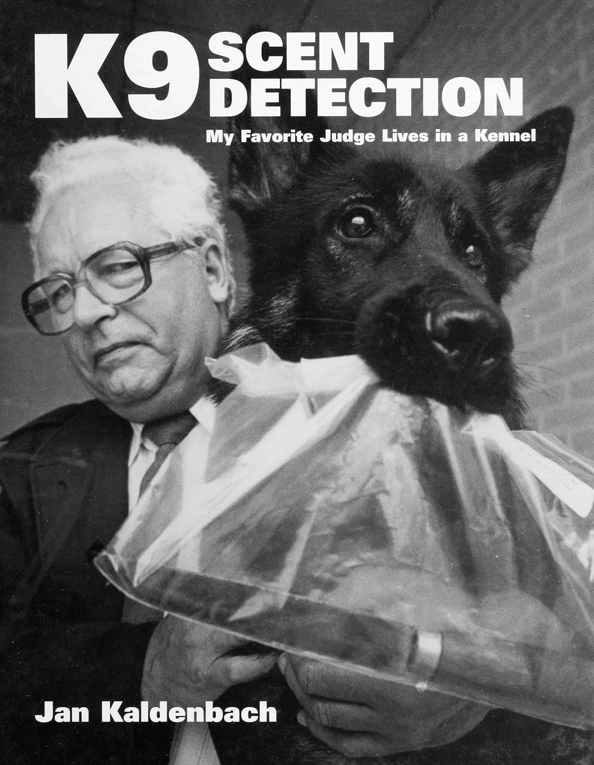 k9 scent detection jan kaldenbach