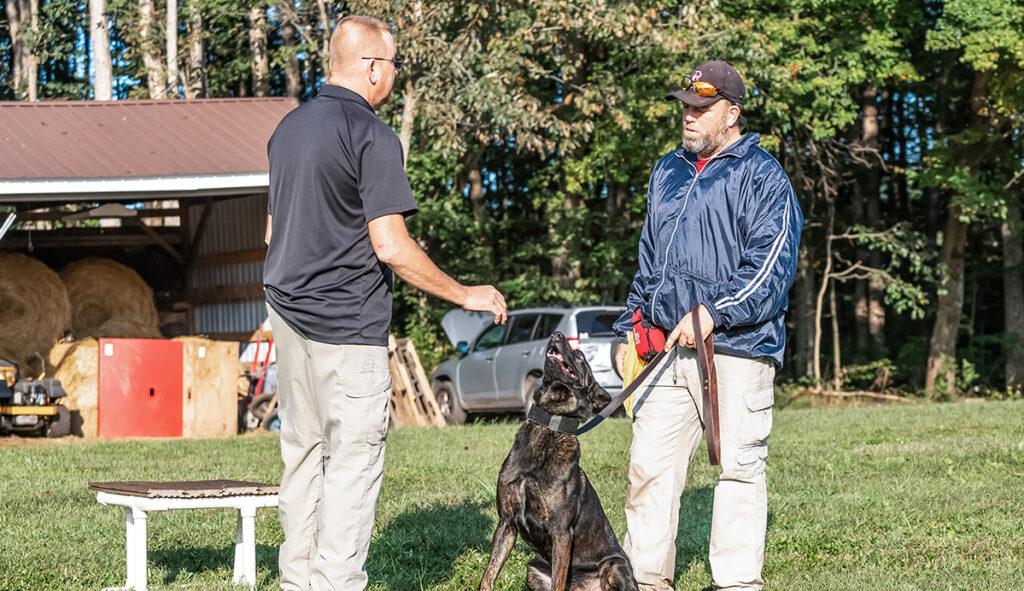 alabama campus dog trainer school