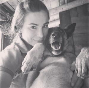 camila jaramillo good dog owner